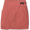 Klättermusen W's Vanadis Skirt Frosty Raspberry
